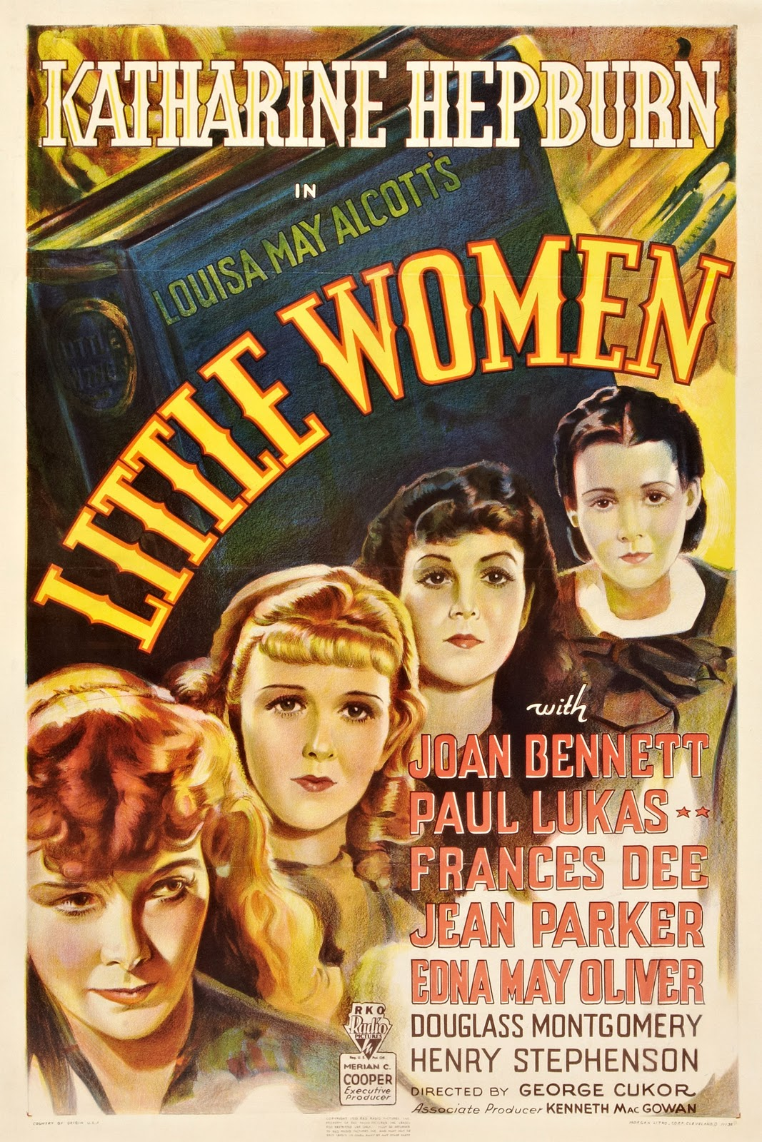 George cukor s little women was the second and best of the