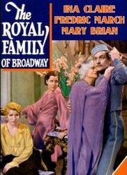 the_royal_family_of_broadway_poster