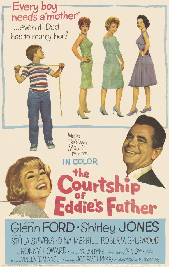 Courtship of Eddie's Father (1963): Minnelli's Comedy of ...