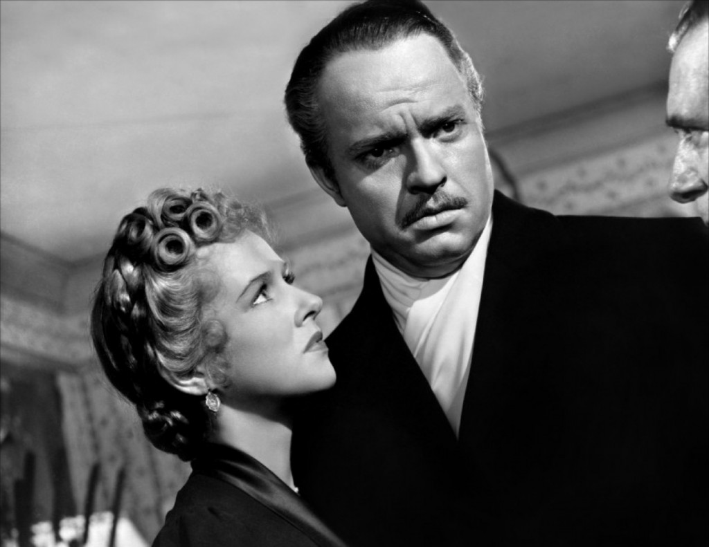 an analysis of the scenes in orson welles citizen kane Mckee shows how the style of a scene contradicts citizen kane: a critical analysis by robert sacred cow and charges orson welles with.