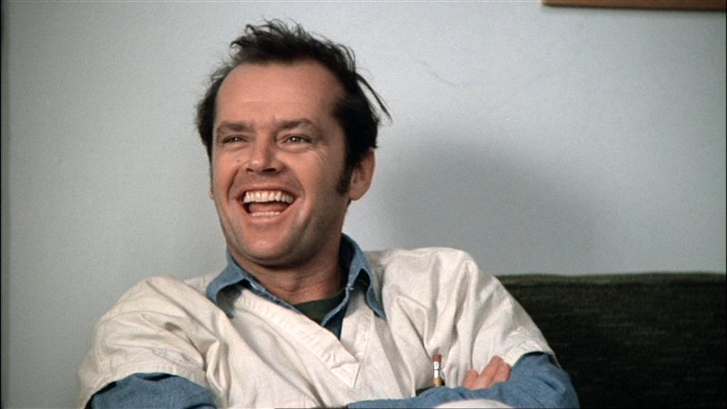 """a review of one flew over the cuckoos nest a movie by milos forman Acting crazy: jack nicholson as randle mcmurphy in """"one flew over the cuckoo's nest"""" film title: one flew over the cucko's nest director: milos forman starring: jack nicholson, louise."""