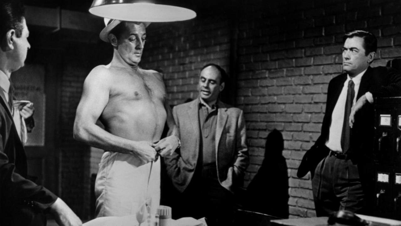 Cape Fear (1962): J. Lee Thompson's Brilliant Noir Crime, Starring Gregory  Peck and Robert Mitchum (Masterpieces; Levy's Great Films)