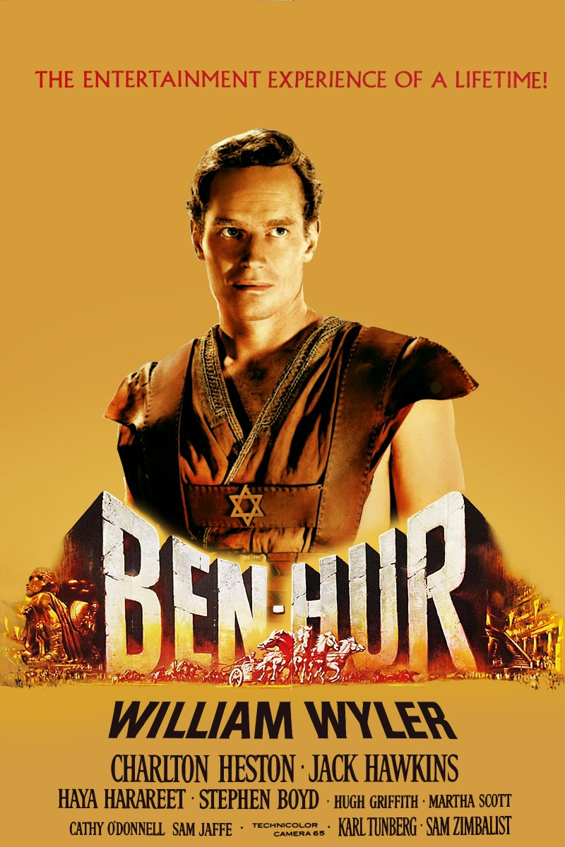 Image result for ben-hur the movie 1959