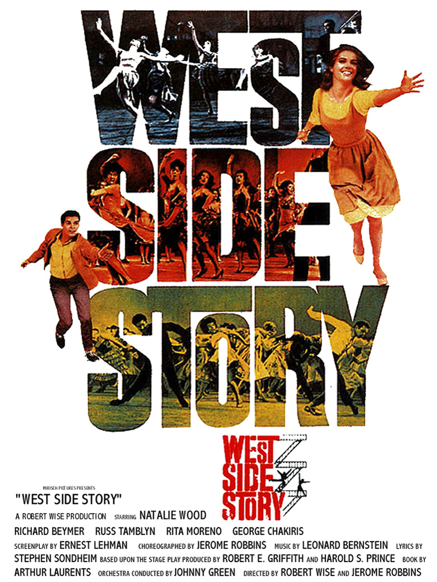Oscar history west side story 1961 highlight of hollywood