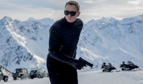 Bond 25: Universal to Internationally Release Film, October 25, 2019