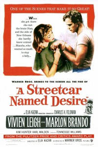 a streetcar named desire by tennesse williams the antagonism between blanche and stanley 27 wagons full cotton is a play written by tennessee williams  streetcar named desire, blanche  the author's identity has been shaped largely by antagonism.