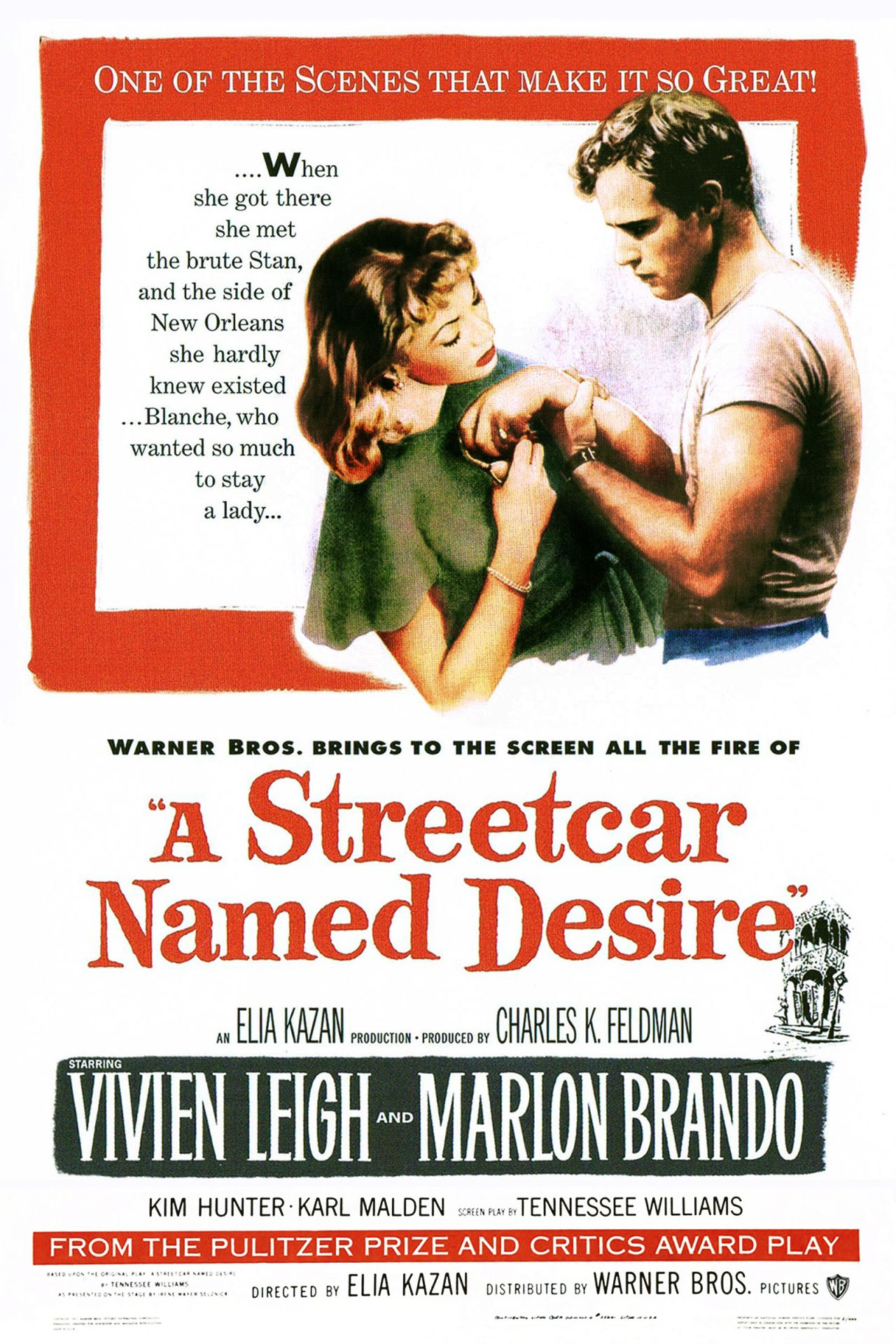the journey of blanche in the play a streetcar named desire by tennessee williams