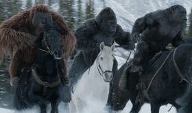 WAR FOR THE PLANET OF THE APES – Trailer